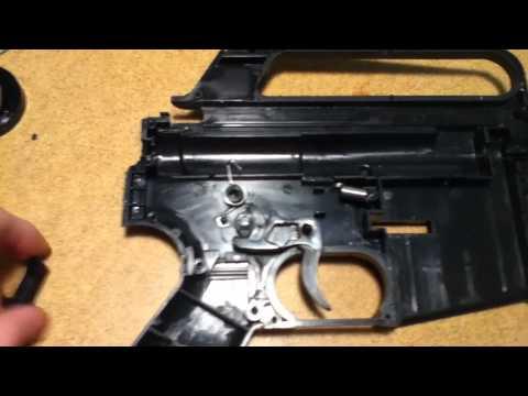 Stinger R34 Trigger Assembly Youtube