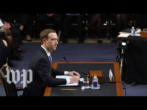 Zuckerberg apologizes as senators question Facebook\'s data practices