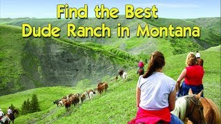 Best Dude Ranch Montana | Bar W Guest Ranch Whitefish MT