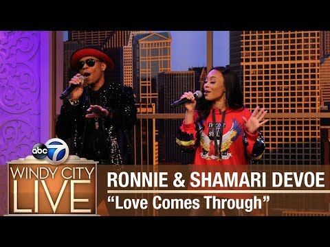 KJ Brooks - Ronnie and Shamari Devoe's New Single