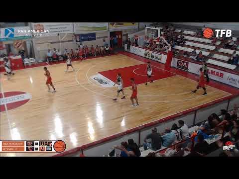 Básquet en vivo: Independiente (Neuquén) vs. Cipolletti