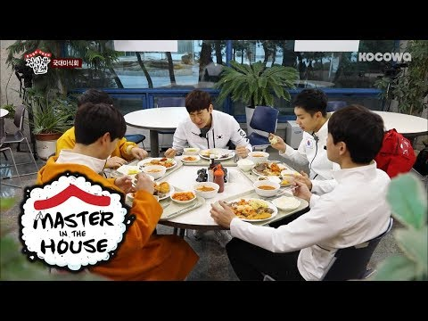 Amazing Taereung Training Center Restaurant! [Master in the House Ep 10]