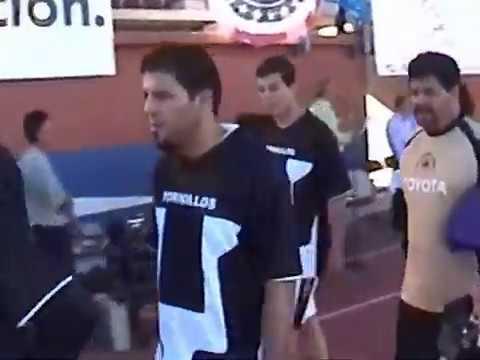 liga de fútbol San Felipe de chihuahua inauguración 2012
