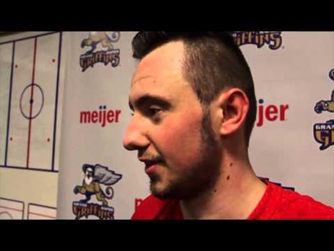 12-27-14 Grand Rapids Griffins vs Iowa Wild Post Game Highlights - 11 Goals