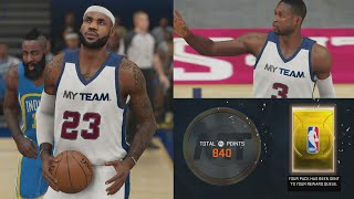 NBA 2K15 My Team EASILY getting 3 Stars vs Top Teams! More Domination Mode Tips and Tricks!