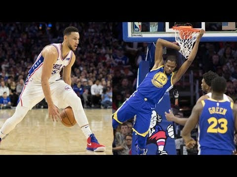 76ers Blew 22 Point Lead vs Warriors! 47-15 3rd QTR! 2017-18 Season