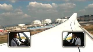Глазами пилота. Франкфурт - Сиэтл(Ещё видео: https://vk.com/video?section=album_1., 2015-10-06T06:42:38.000Z)