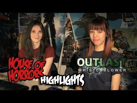 Naked Killers And Twisted Prisoners In Outlast: Whistleblower! - House of Horrors Highlights |