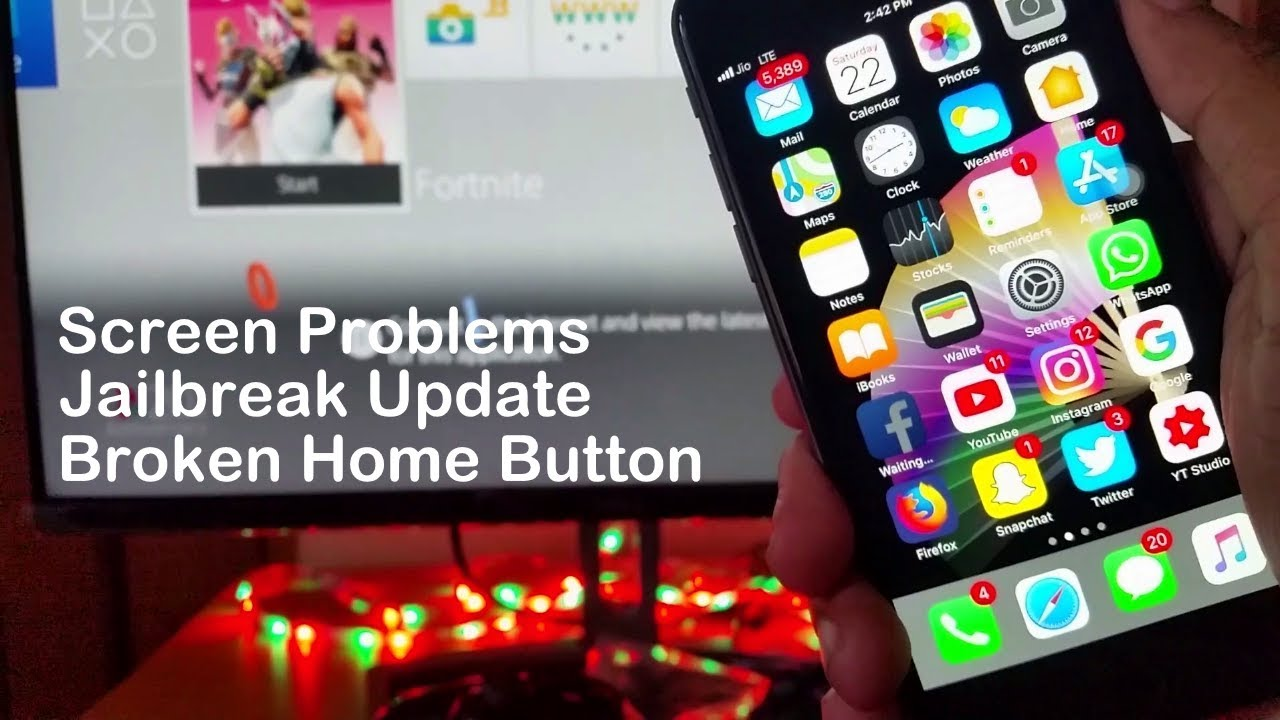 Problems With My iPhone 6 ! (11 4 1 And iOS 12 Jailbreak Update)