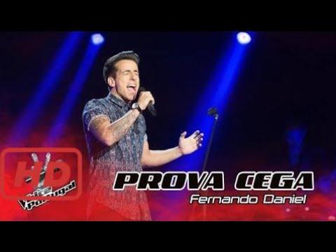 The voice 2017 america  Fernando Daniel -