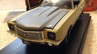 Fast and furious Tokyo drift die cast Monte Carlo 1:18