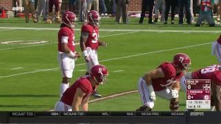 2016 Mississippi State vs. #1 Alabama (HD)