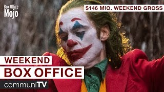 TOP 5 Box Office US Weekend October 4-6  Charts 2019