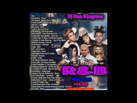 Dj Don Kingston R&B Mix Vol. 35 2018