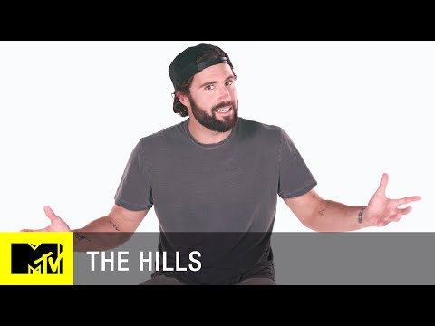 Would Brody Jenner Take Audrina Patridge on a Deserted Island?  The Hills  MTV