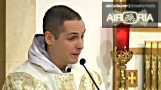 Learning to Trust God - Jan 29 - Homily - Fr Terrance