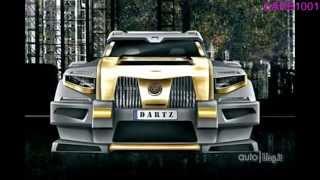 Luxury $1M DARTZ black-snake Truck