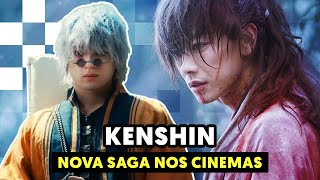A VOLTA de RUROUNI KENSHIN no cinema: a saga de Enishi | Mais Geek Cinema