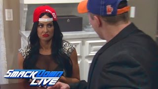 The A-List Couple once again mock their WrestleMania opponents, Joh...