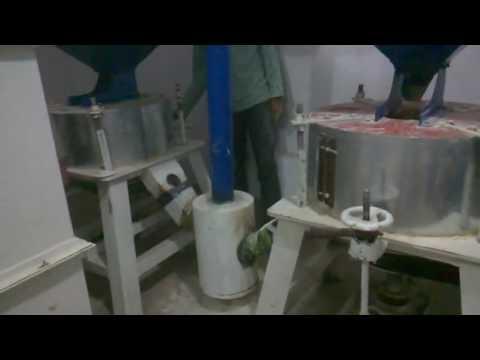 Atta Chakki Plant Fully Automatic , Express Agro Eng  At  Rajkot (Gujarat)  Cell  0091 9825329235