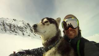 gopro hd mike basich a snowboard journey through the northwest