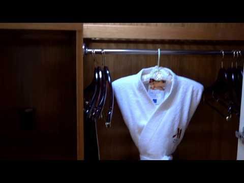 Marriott Santiago de Chile, Chile - Review of One Bedroom Executive Suite 2508