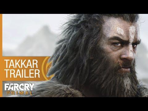 Far Cry Primal - Trailer de Takkar