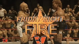 Wide World Of Wrestling:3W Friday Night Fire Premiere Episode