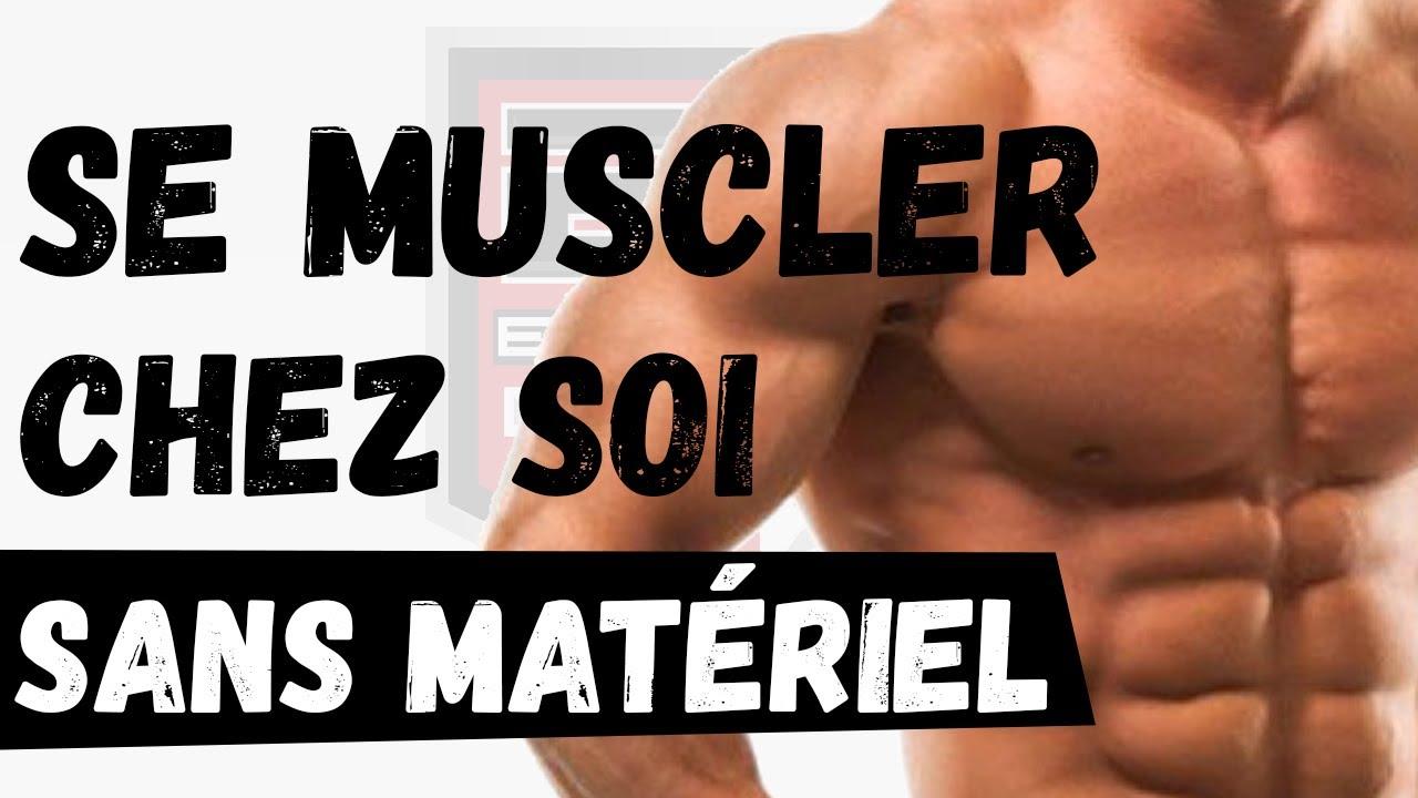 Le Meilleur Exercice De Musculation Sans Materiel Pectoraux Triceps Epaules Youtube