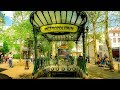 A Walk Around Place des Abbesses, Montmartre, Paris