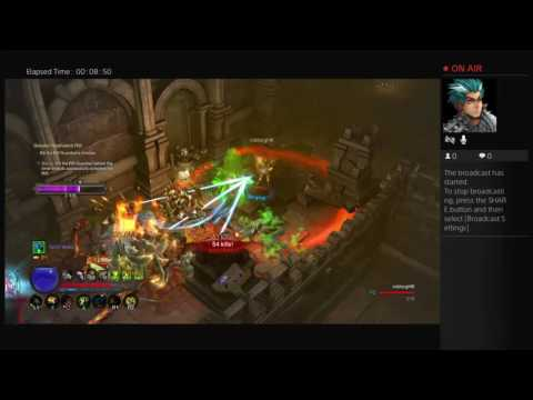 Diablo 3: Hardcore Hack-free PS4: