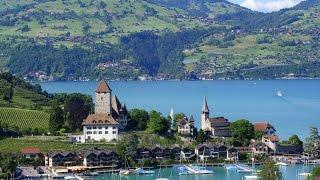 Suiza: Paisajes, ciudades y montañas.