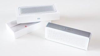 xiaomi Square Box II - soundcheck