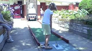 Bunny Hutch Mini Golf 8/9/2011 9
