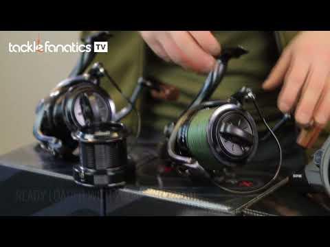 Tackle Fanatics TV - Sonik VaderX Carp Reel