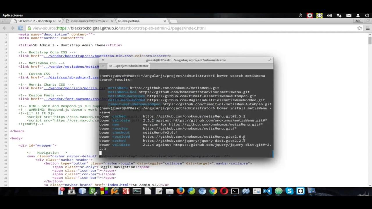 1.- Como generar nuestra Plantilla de Administrador - Paso 1 - YouTube