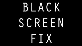 (2014 PROBLEM) Black Screen, Audio Only on Videos? Here's How You Fix (YouTube Bug)   DanQ8000