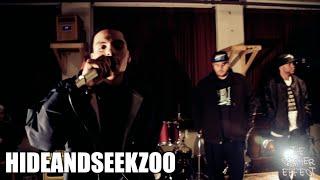 The Cypher Effect - HideAndSeekZoo / Dan Cadmus / Milez Grimez / Frank Castle