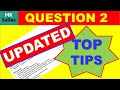 Updated How to Answer Question 2, Paper 1 AQA English Language GCSE 8700