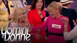 Uomini e Donne, Trono Over - Un ballo per Gemma e Tina