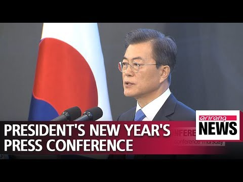 Pres. Moon to focus on economy in New Year's press conference Thursday