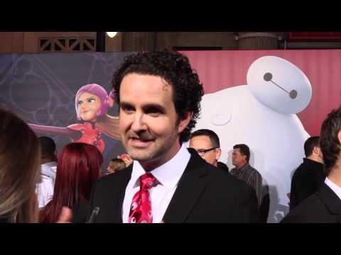 Robert L. Baird Interview (Big Hero 6 Screenwriter) - Big Hero 6 Premiere | Rotoscopers