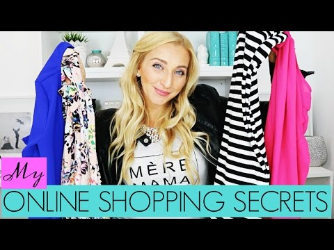 ONLINE SHOPPING: How to Shop Online, Buy the Right Size EVERY TIME & Never Return Clothing Again!