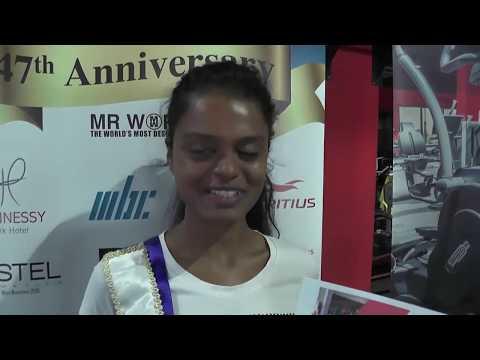 Maurice Info - [Exclusivité] Sheekha Seebaluck est la Miss Sport de Miss Mauritius 2018