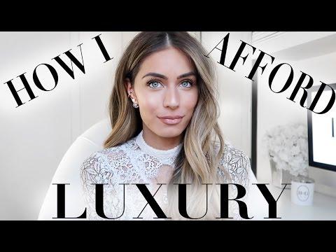 HOW I SAVE MONEY FOR LUXURY | Lydia Elise Millen
