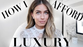 HOW I SAVE MONEY FOR LUXURY | Lydia Elise Millen