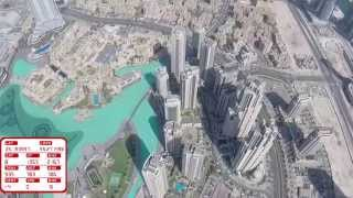 Burj Khalifa Climb with an DJI Phantom 2