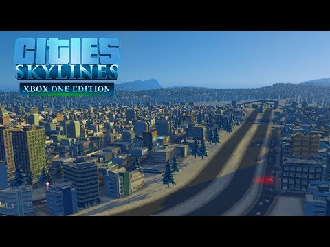 """Cities: Skylines (Xbox One) """"Console Mod Support Releasing Tomorrow!"""""""