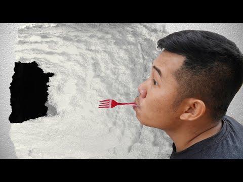 NTN - Thử Thách Phá Hủy Bức Tường Xốp Thắng 10 Triệu (Piercing The Styrofoam Wall Challenge)   Thông tin phim điện ảnh 1