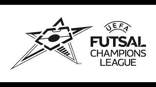 Лига чемпионов УЕФА по мини футболу Аят Казахстан vs Спортинг Португалия
